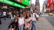 ELI academic field trip in Manhattan