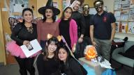 Halloween party at ELI