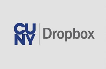 CUNY Drop Box Logo