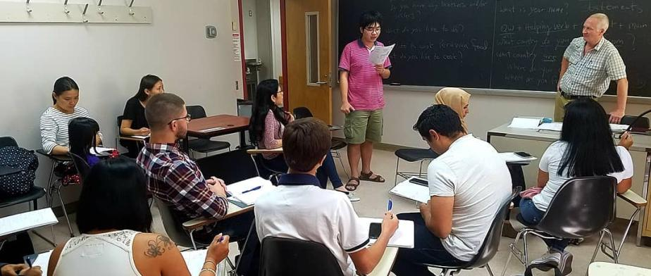 ELI students 2018