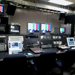 Film / Video Lab Control Room