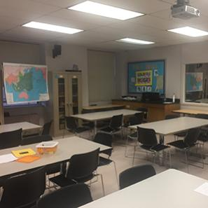 Facilities, Early Childhood Education Classroom