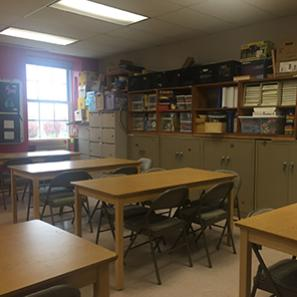 Facilities, Math Lab available for Curriculum and Instruction Students