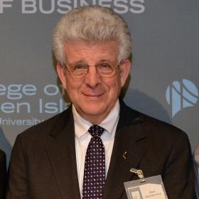 Professor Alan Zimmerman photograph