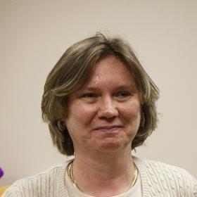 Irina A. Sekerina portrait