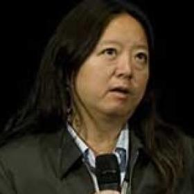 Professor Wong's portrait