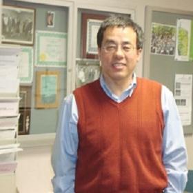 Professor Zhang image