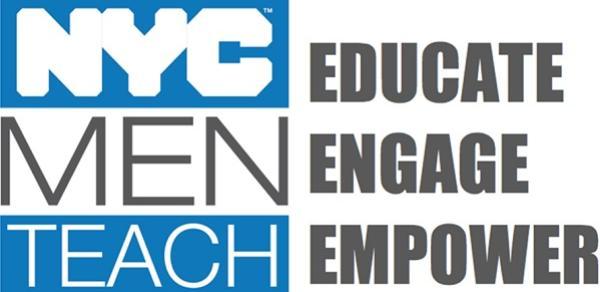 NYC Men Teach - Educate, Engage, Empower logo