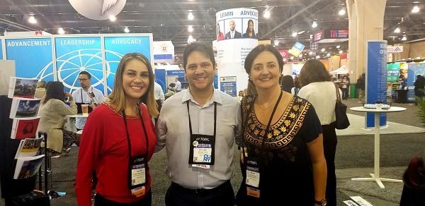 ELI Director at NAFSA fair