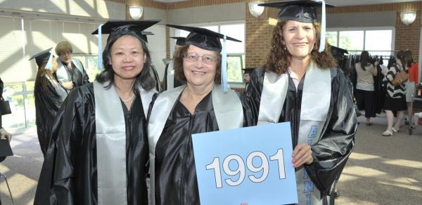 Alumni Graduates