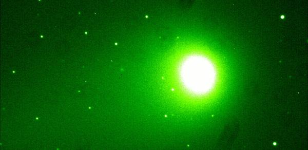 comet lulin nucleus plus
