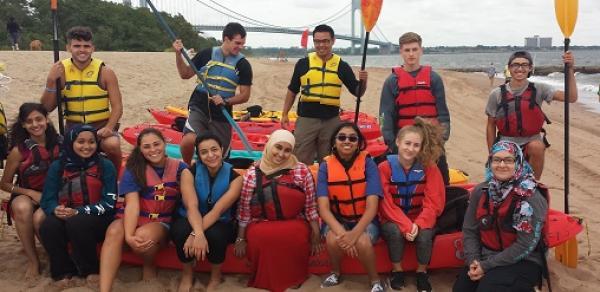 Verrazano Kayaking Trip