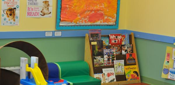 Children's Reading Corner