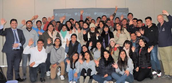 ELI students