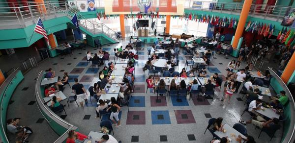student center