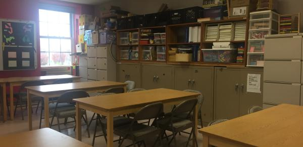 Image of classroom