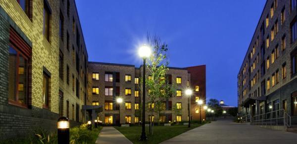 CSI Student Housing