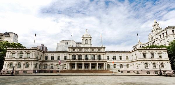 NY City Hall Building