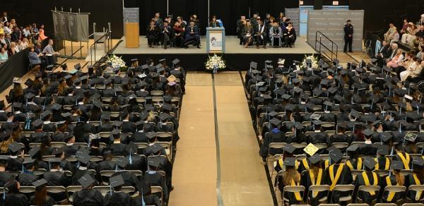 commencement assembly
