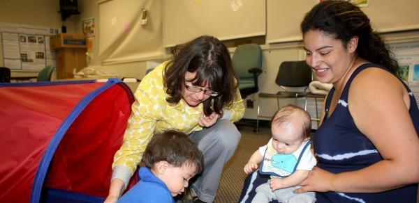 CSI Child Development Lab