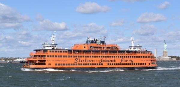 Ferry Shuttle Service | Transportation & Parking | CSI CUNY Website