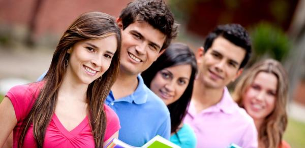 Group of Students Registrar