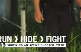 Run > Hide > Fight; Surviving an Active Shooter Event