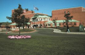 Center for the Arts building