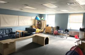 CSI Child Lab Space
