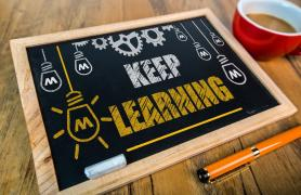 Keep Learning Sign