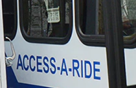 Access A Ride Bus