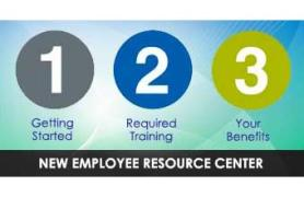 New Employee Resource Center